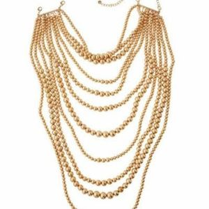 Lydell NYC Layered Multi-Strand Beaded #32